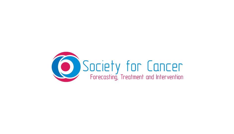 Society for Cancer: en la línea de OMA, un signo más elaborado.
