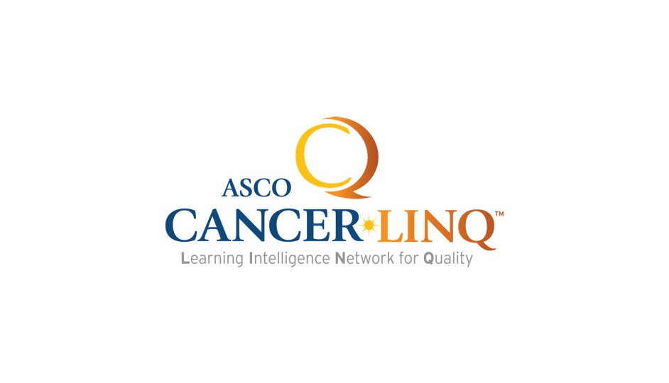 Cancer Linq (Learning Intelligence Network for Quality): un logotipo clásico y bien resuelto, que saca provecho del nombre.
