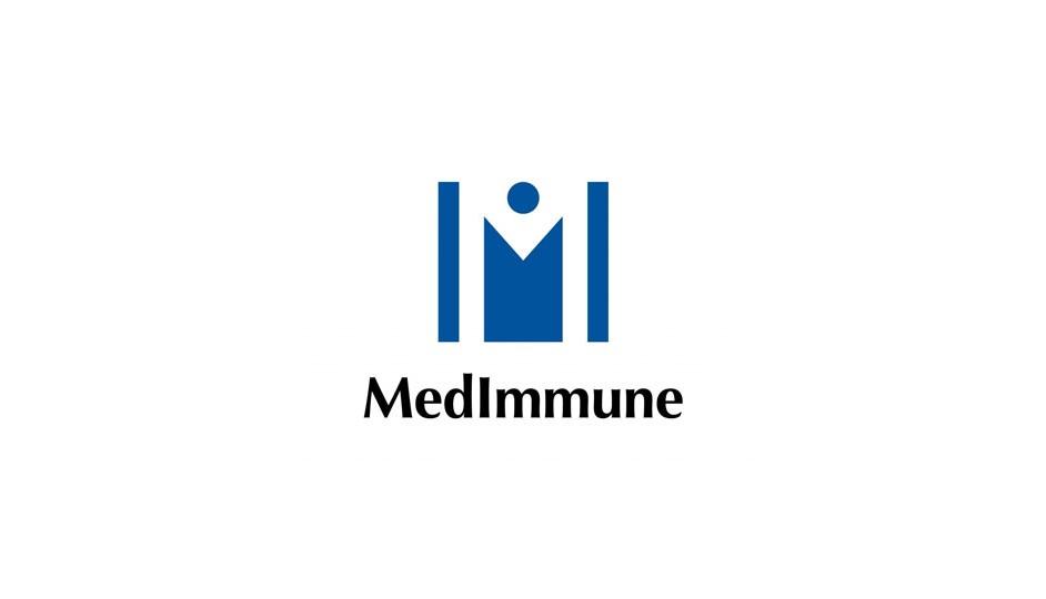 MedImmune: logotipo de un instituto que se pierde en el estereotipo.