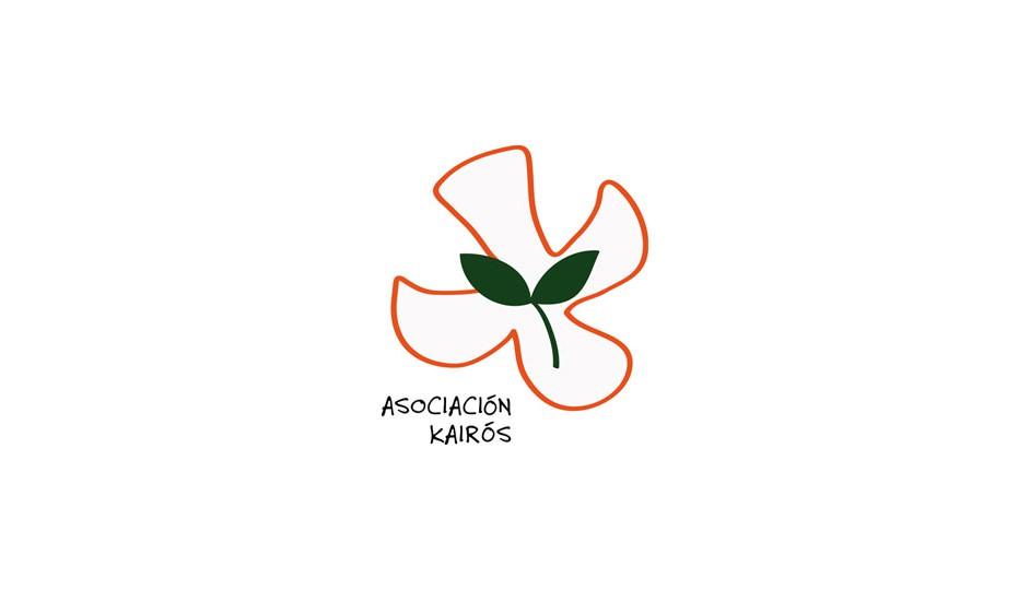 Asociación Kairós: las formas inducen al retorno a la naturaleza como imagen de compensación.