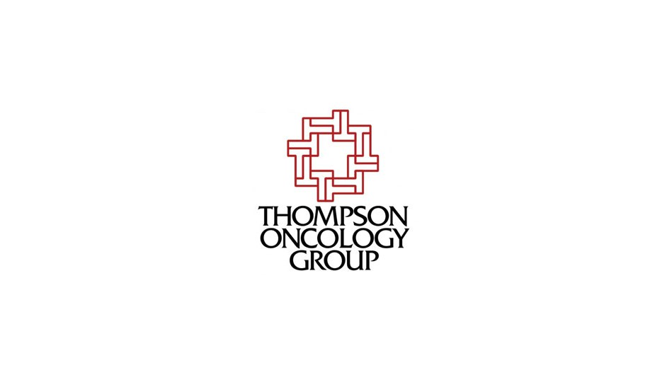 Thompson Oncology Group: composición geométrica pura con la T del nombre.