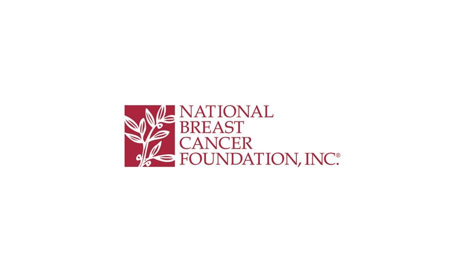 National Breast Cancer Foundation: una alusión a la naturaleza (vegetal) para simbolizar el equilibrio saludable.