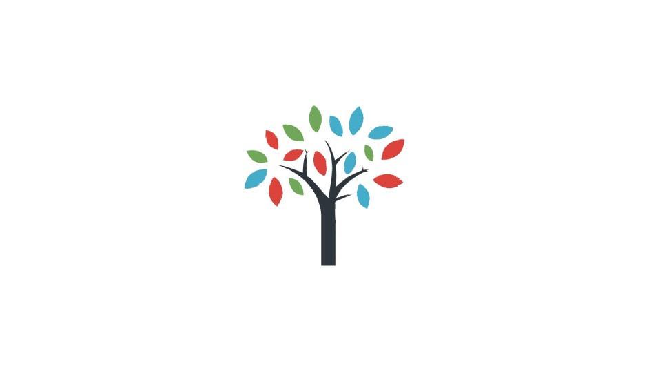 Cancer Institute: una referencia a la simbología del árbol de la vida.