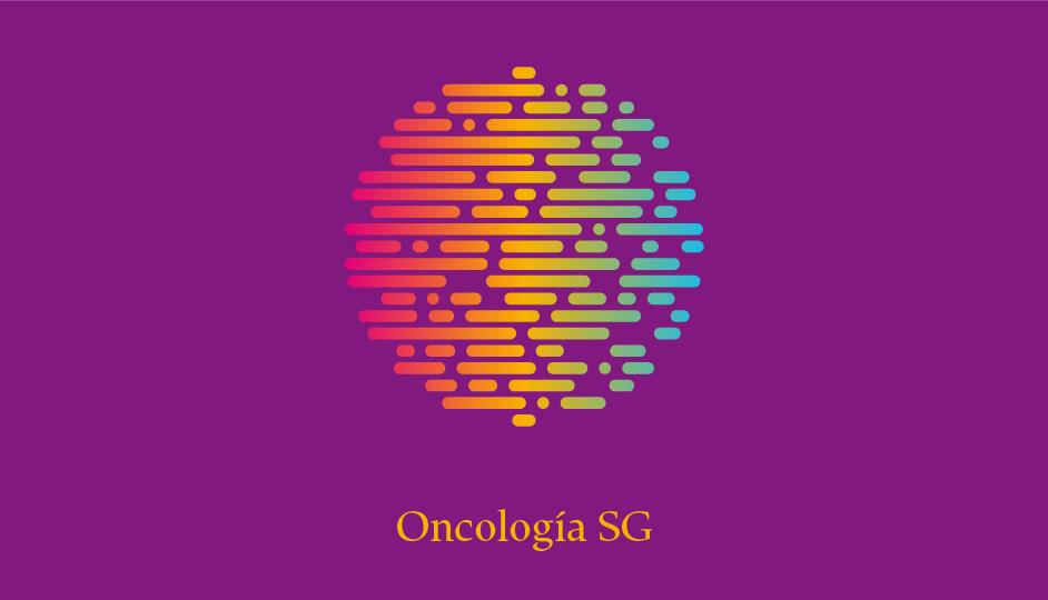 Isotipo OSG (amarillo sobre complementario dividido derecho en gradiente simple).