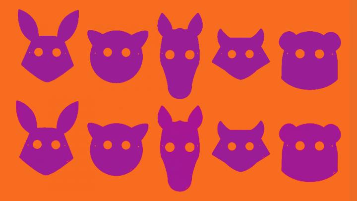 NEO · Máscaras