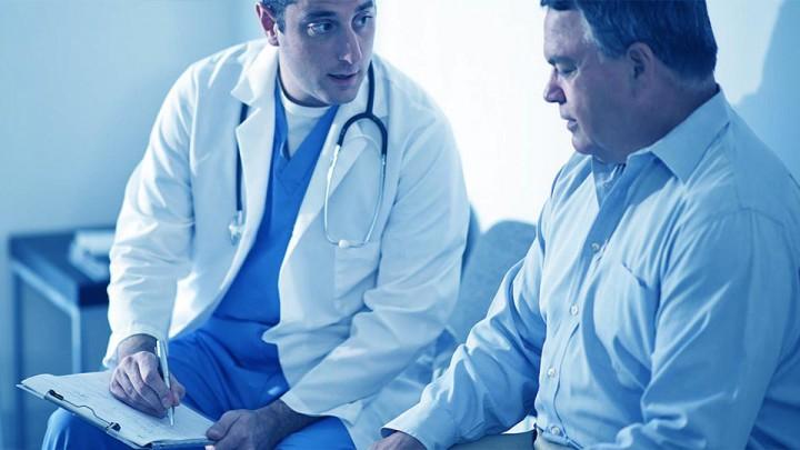 El estudio más certero se da en el semblante y se percibe en la mirada del paciente.
