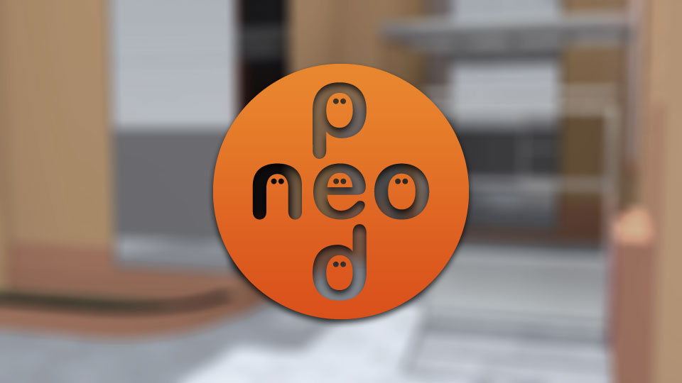 NEO · Aplicación del color en la ambientación