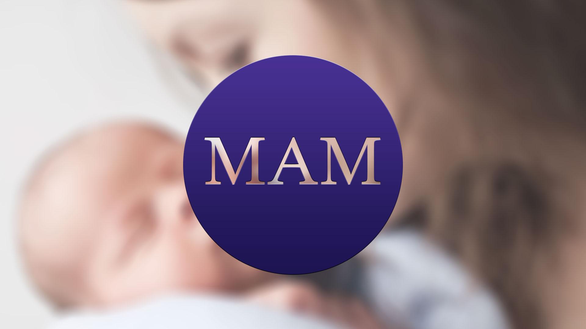 Marca MAM: Mujeres Amigas de la Mamá y el Bebé.