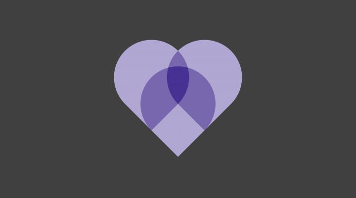 MAM · Isotipo · Violeta