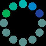 Círculo cromático: esquema análogo.