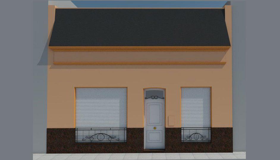 Nacer y Crecer San Gerónimo: fachada alternativa 2.