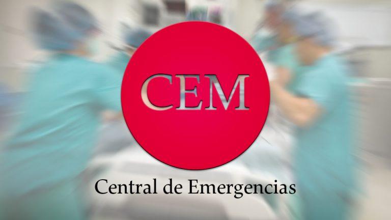 CEM: Central de Emergencias · Identidad de marca