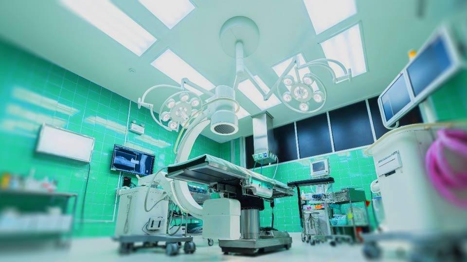 Servicio de Cirugía General San Gerónimo.