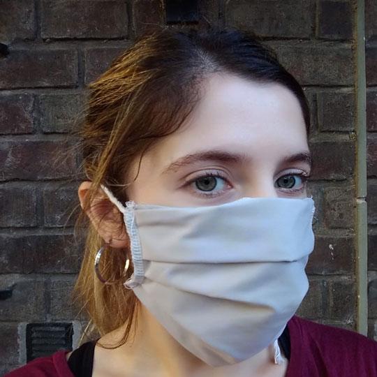 Protector facial COVID-19