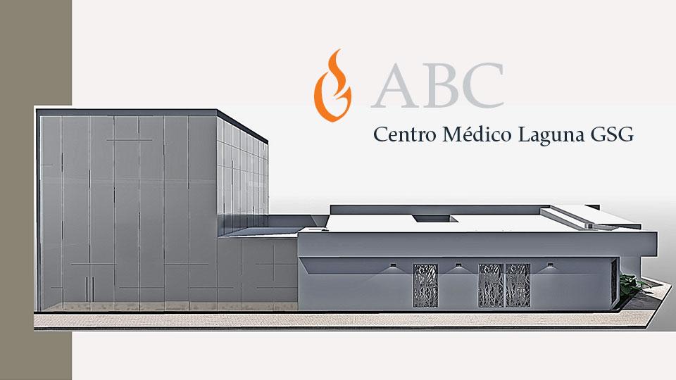 Centro Médico Laguna GSG: leyenda descriptiva de la marca.