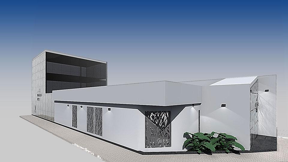 Centro Médico Laguna GSG: la influencia de la arquitectura en el diseño de la marca.