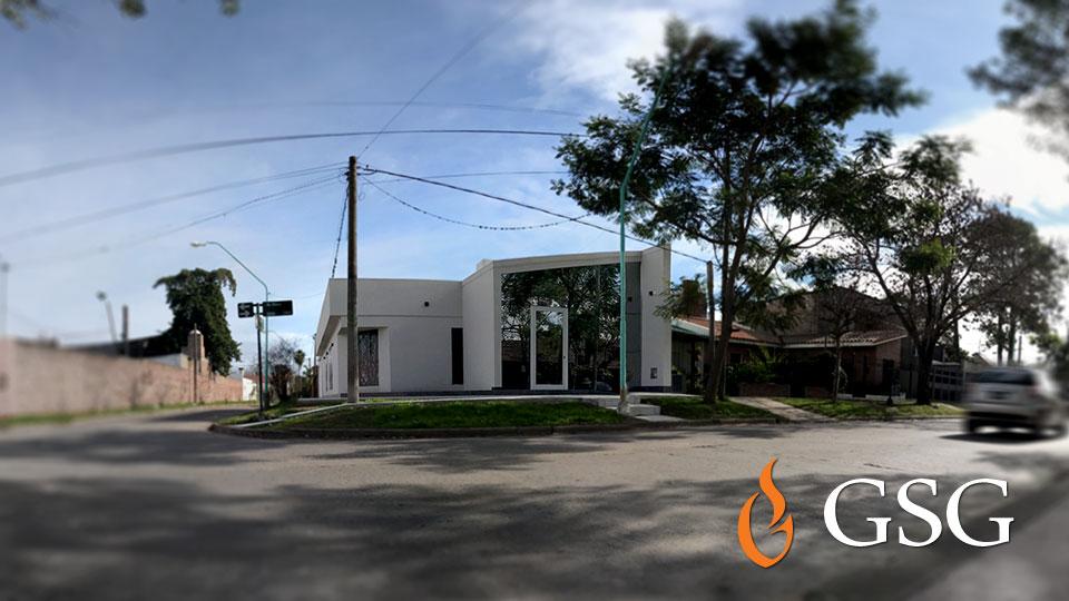 Centro Médico Laguna GSG, Santo Tomé, Santa Fe.